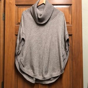 Sweaters - Poncho sweater